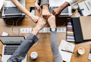 Teamwork And Team Effort