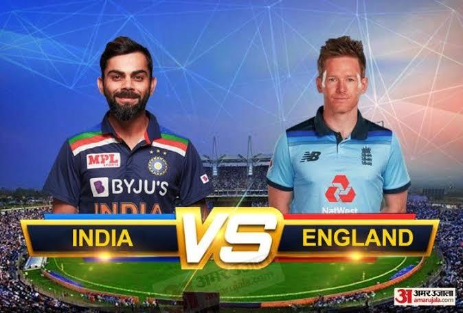 भारताचा इंग्लंड वर विजय !