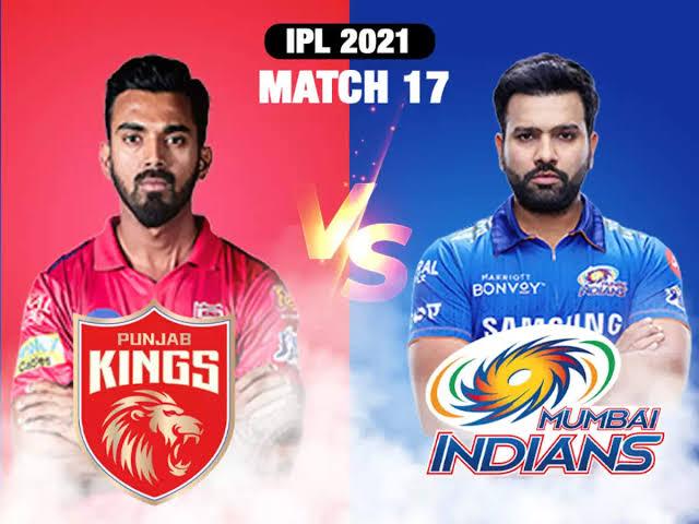 पंजाब चा मुंबई वर विजय !