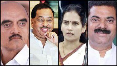 नारायण राणे,कपिल पाटील,भागवत कराड ,भारती पवार यांच्यासह 43 मंत्र्यांचा शपथविधी !